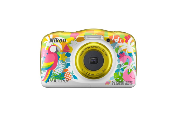 Nikon announces COOLPIX W150 kid-friendly waterproof digital camera