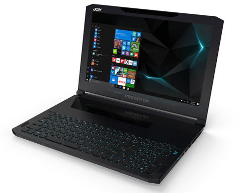Acer Predator Helios 700 hand-on review: Gaming beast boasts sliding keyboard