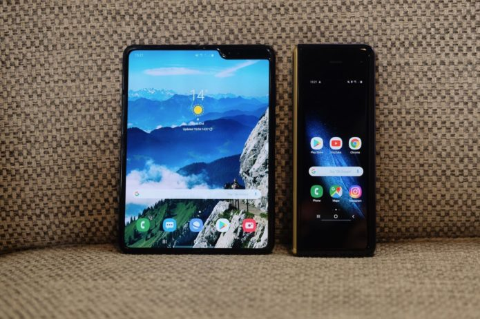 Hands on: Samsung Galaxy Fold Review