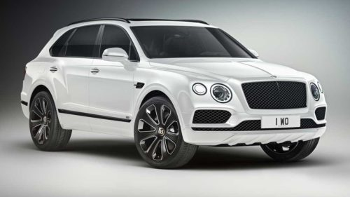 Bentley Bentayga V8 Design Series packs unique style