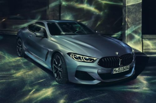 BMW M850i First Edition priced and specced