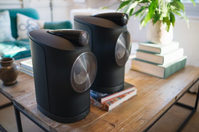 B Amp W Formation Duo Hands On Review The Ultimate Wireless
