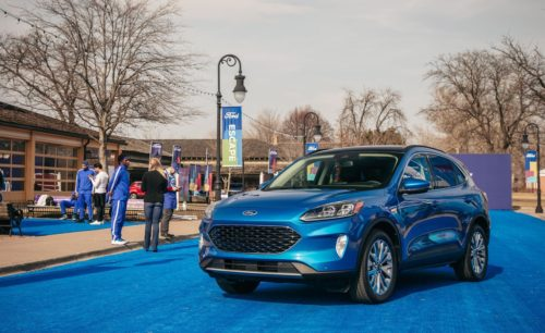 2020 Ford Escape vs. Honda CR-V and Toyota RAV4: How Does the All-New Ford Measure Up?