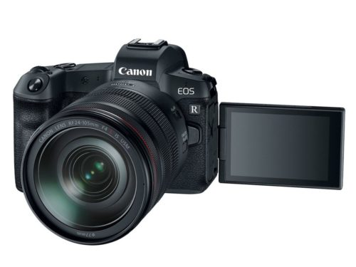 Canon to Announce 75 Megapixel EOS-R High-Res Camera in late 2019