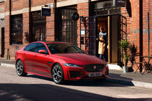 2020 Jaguar XE first drive review: Even more reasons to consider the underdog