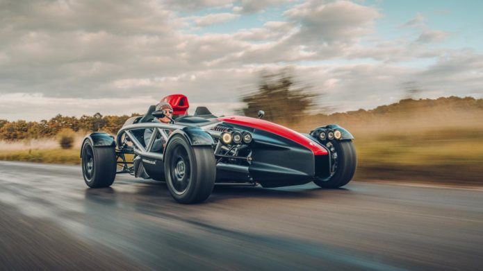 2019 Ariel Atom 4 review: A spin in rural England, in late Autumn, with no roof...