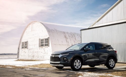 See Every Angle of the All-New 2019 Chevrolet Blazer