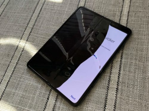 Samsung plays down Galaxy Fold fears after several review units break in less than two days