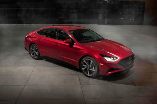 200kW Hyundai Sonata N-Line confirmed for Australia