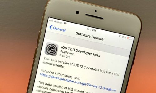 iOS 12.3 Release Date: Tips & Tricks