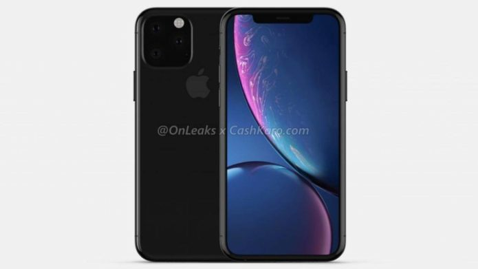 iPhone XI 3D renders hint at all-new glass back design