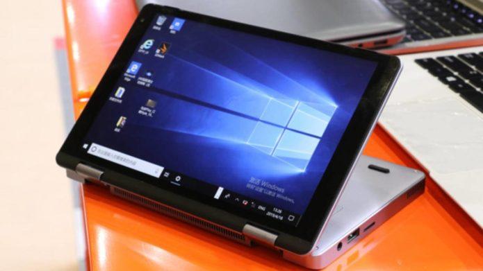 Chuwi Minibook to jump on 8-inch convertible laptop train