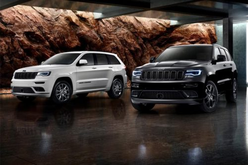 Jeep Grand Cherokee special edition gets HEMI V8