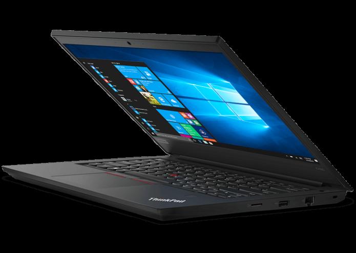 Lenovo ThinkPad E490 review – rigid business notebook