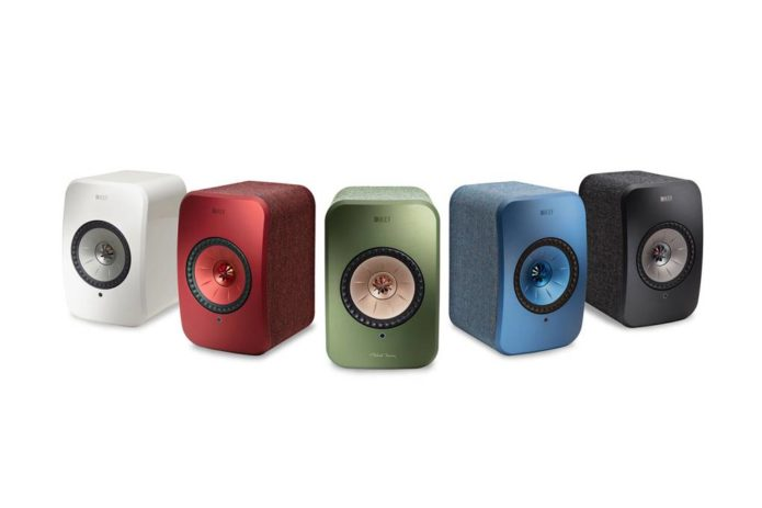KEF LSX Smart Active Loudpeaker Review : Woolly cabinets, not woolly sound