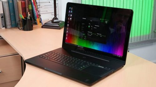 Razer's New Blade Pro 17 Is a Multimedia Monster