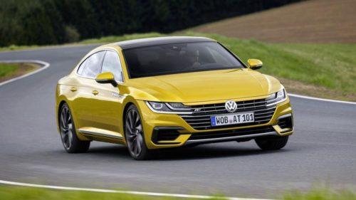 The 2019 Arteon reigns over the Volkswagen lineup with style and aplomb