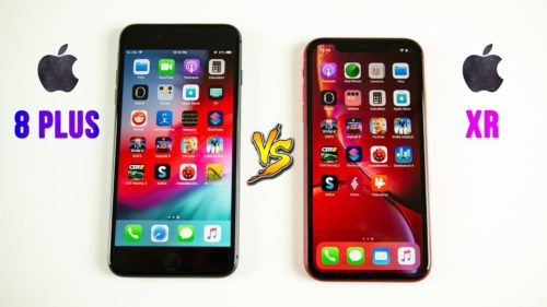 iPhone XR vs. iPhone 8 Plus: What iPhone should you buy?