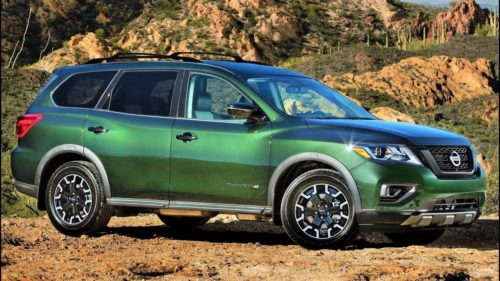 2019 Nissan Pathfinder Rock Creek Edition first drive review: Its roots are showing