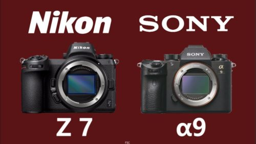 Nikon Z7 vs Sony A9: Comparing two of the best full-frame mirrorless cameras
