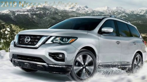 Nissan Pathfinder 2019 – Model Preview