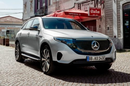 NEW YORK MOTOR SHOW: Mercedes-Benz EQC Edition 1886 revealed