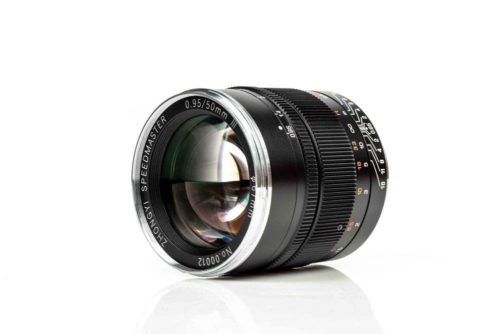 ZY Optics Announces Mitakon Speedmaster 50mm f/0.95 Mark III Lens