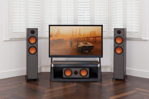 Monitor Audio Monitor 5.1 Speaker Package Review : Agent Orange