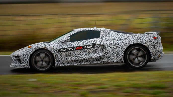 The mid-engined 2020 Corvette is real: Here's what we know
