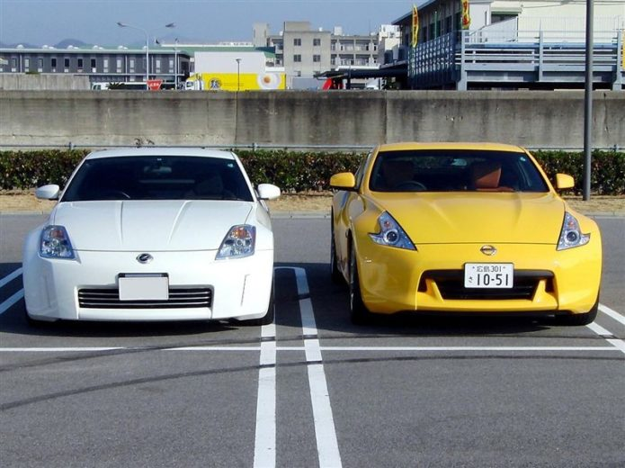 Nissan Z: 50 years of being different