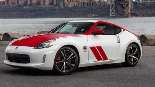 Nissan 2020 370Z 50th Anniversary Edition pays tribute to Datsun 240Z