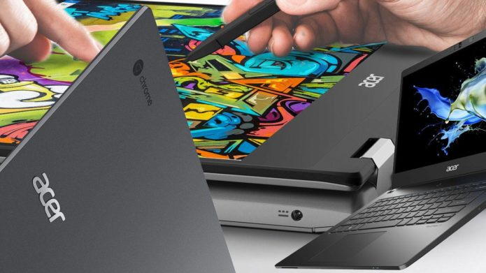 Acer 2019 notebooks and Chromebooks revealed in all flavors