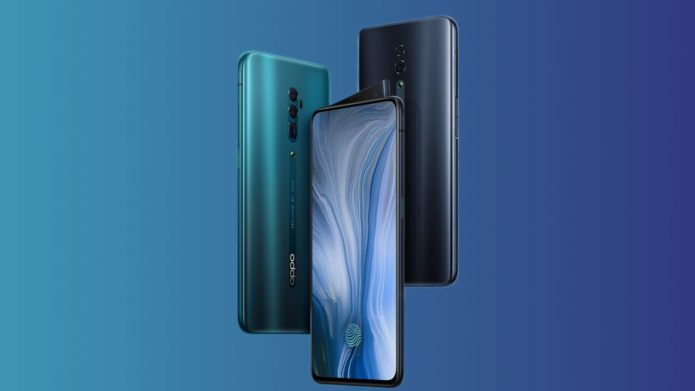 Oppo Reno gets 10x optical zoom and kooky pop-up camera