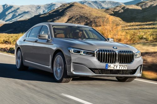 Prices up for facelifted BMW 7 Series limo
