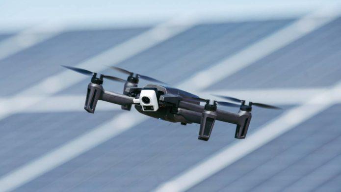 Parrot Anafi Thermal brings FLIR camera, USB-C, folding design