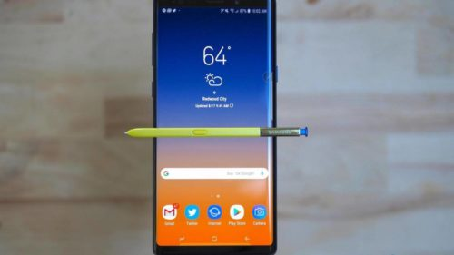 Galaxy Note 10 tipped to have a smaller version for Europe