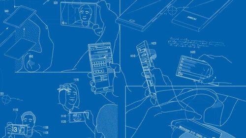 Galaxy Fold plan B: Samsung's wraparound display phone