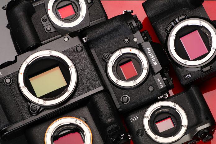 Choosing a camera Part 2: is a bigger sensor better?
