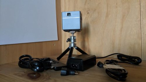 Alfawise X1 Mini DLP portable projector review