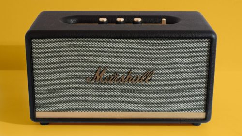 Marshall Stanmore II Bluetooth Review: A Bluetooth speaker for anyone who wanted to be in a famous rock band