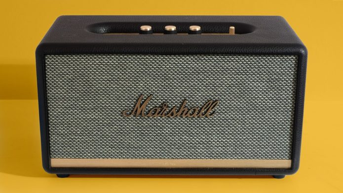 Marshall Stanmore II Bluetooth Review A Bluetooth speaker for anyone who wanted to be in a famous rock band
