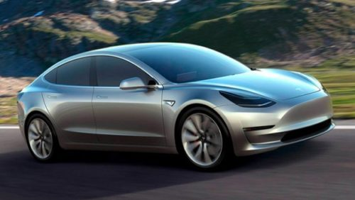 Tesla Model 3 vegan edition goes hell for no leather