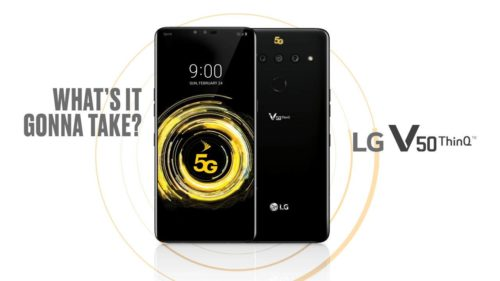 LG V50 ThinQ launch delay blamed on 5G