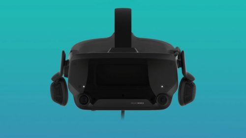 The Valve Index gets checked by this HP VR headset with better specs