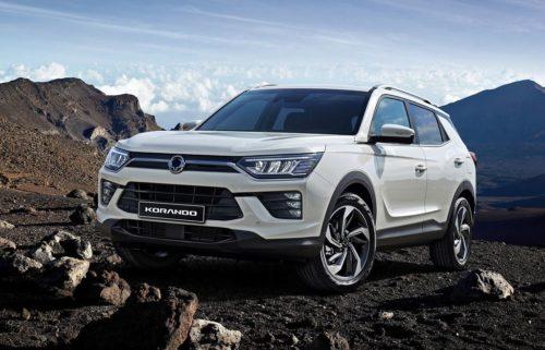 2019 Ssangyong Korando review : International first drive
