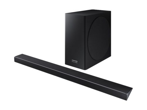 Samsung HW-Q70R Soundbar Review : Acoustic Beaming