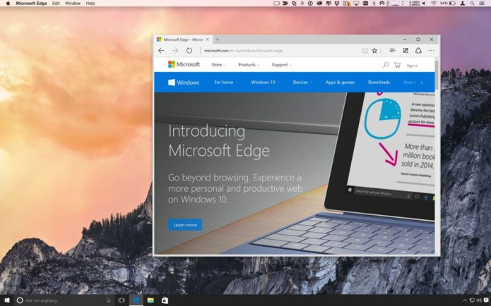How to Get the New Microsoft Edge on Mac