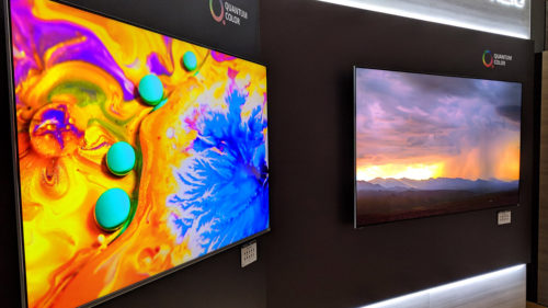 Vizio TVs 2019: First Look at P-Series Quantum X