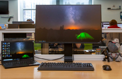 Samsung Space Monitor (SR75) Review