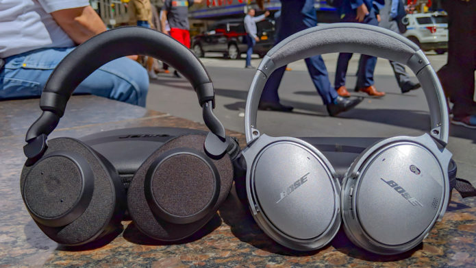 Bose QuietComfort 35 II vs. Jabra Elite 85h FACE-OFF: Which Noise Cancelling Headphones Win?
